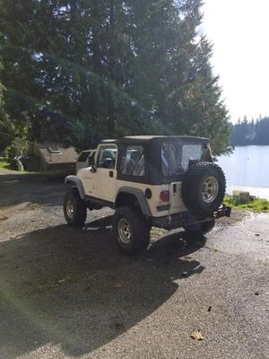 1998 Jeep TJ Wrangler for Sale in Snohomish, WA