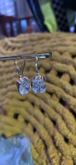 Rose gold and diamond earrings for Sale in Colorado Springs, CO