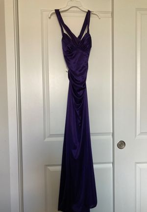 Purple Prom Dress Size S for Sale in Grimes, IA