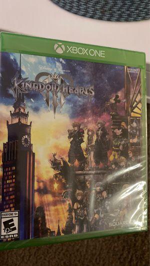Kingdom Hearts Sealed Xbox One for Sale in Miami, FL