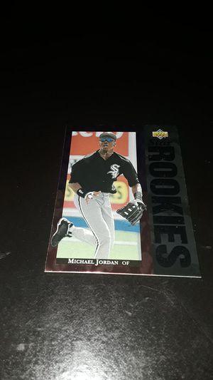 Collectible 1994 Michael Jordan's baseball card for Sale in Fresno, CA