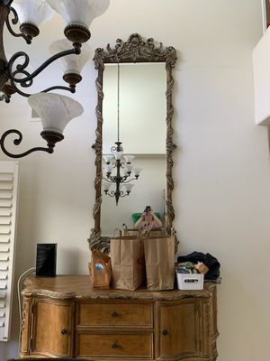 Large mirror for Sale in Laguna Niguel, CA