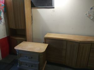 3 pc bedroom set for Sale in Arvada, CO