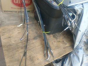 Motorcycle cables for Sale in Sacramento, CA
