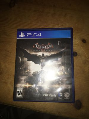 Ps4 batman Arkham night 3 exclusive DLC for Sale in Inglewood, CA
