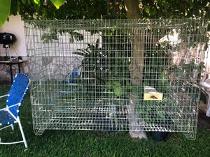 Used Bird cage for Sale in Anaheim, CA