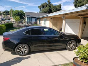 2015 Acura TLX with low mileage for Sale in Arroyo Grande, CA
