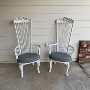 Rare Vintage Enkeboll Chairs (2) for Sale in Chico, CA