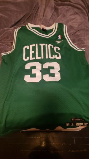 Large Larry bird jersey for Sale in Columbus, OH
