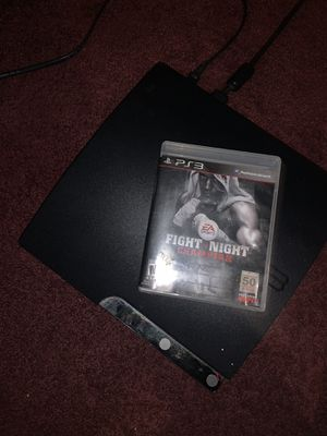 PS3 with games included for Sale in Upper Marlboro, MD