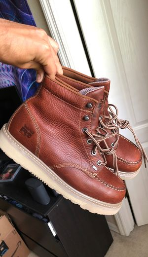 """Timberland Pro Barstow wedge 6"""" work boot sz 9 for Sale in Zephyrhills, FL"""