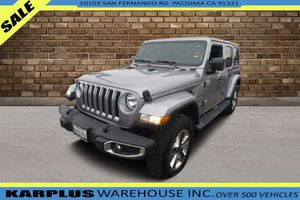 2019 Jeep Wrangler Unlimited for Sale in Pacoima , CA