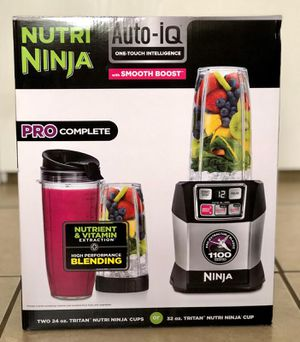Blender nutrí Ninja Licuadora for Sale in Orlando, FL