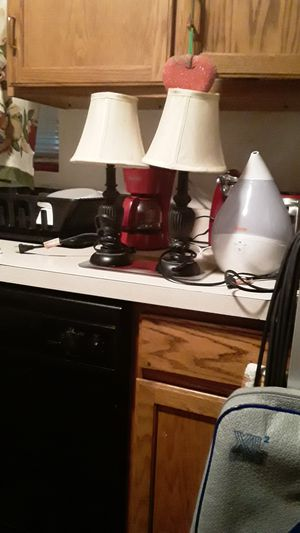 Little lamps2 for 15 dollars for Sale in Catasauqua, PA