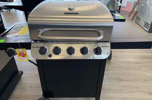 Brand New Char-Broil Stainless Steel BBQ Grill! VU7AV for Sale in Georgetown, TX