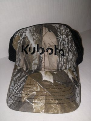 KUBOTA FARM TRACTOR TRUCKER HAT for Sale in Newport News, VA