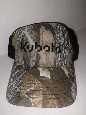KUBOTA FARM TRACTOR TRUCKER HAT for Sale in Newport News, VA