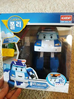 Transformer Poli toy for Sale in Martinez, CA