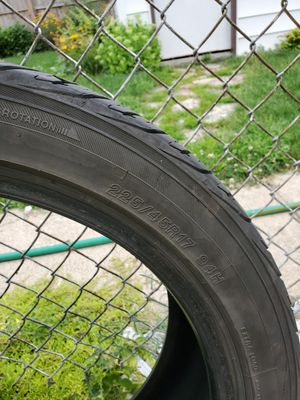 2 Yokohama tires for Sale in Chicago, IL