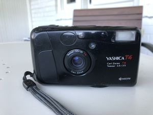 Yashica T4 - FOR PARTS for Sale in Alexandria, VA