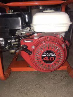 "Honda 2"" Semi Trash Sump Pump for Sale in Rockdale,  IL"