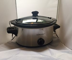 Hamilton Beach Stay or Go 5-Quart Slow Cooker for Sale in Glendale, CA