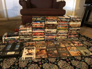 Over 150 movies $60 take them all for Sale in Mesquite, TX