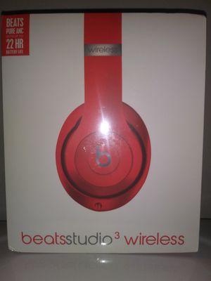 BEATS STUDIO3 WIRELESS HEADPHONES for Sale in Tampa, FL
