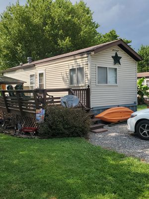 Camper /Cabin for sale on a seasonal site for Sale in York, PA