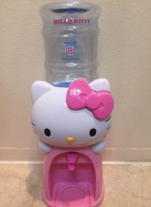 Hello kitty water dispenser ! for Sale in El Cajon, CA
