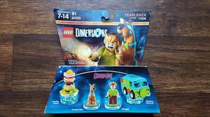 LEGO Dimensions Team Pack Scooby-Doo w/ Shaggy Mystery Machine NEW. for Sale in Gilroy, CA