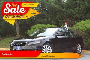 2011 Audi A4 for Sale in Sterling, VA