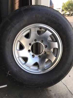 """16"""" Trailer Rims And Tires for Sale in Yorba Linda, CA"""