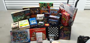 Games for the whole family for Sale in Denver, CO