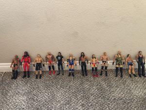 Wwe toys and rare Kane figure for Sale in Las Vegas, NV