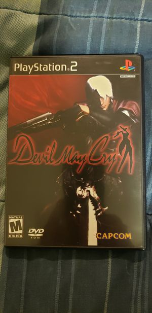 Devil May Cry, 2001, Sony Playstation 2, PS2, Complete for Sale in Los Angeles, CA