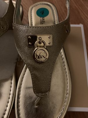 Michael Kors sandals for Sale in Doylestown, PA