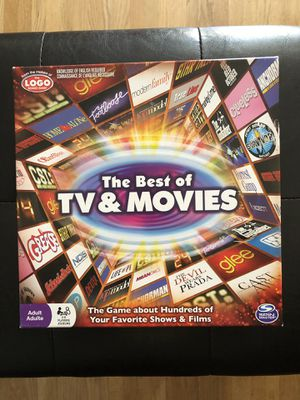 The Best TV & Movies Board Games for Sale in Los Angeles, CA