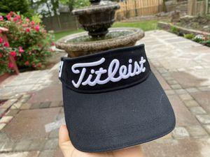 fitleist Sun visor hat For Golfer Accep Offers for Sale in Alexandria, VA