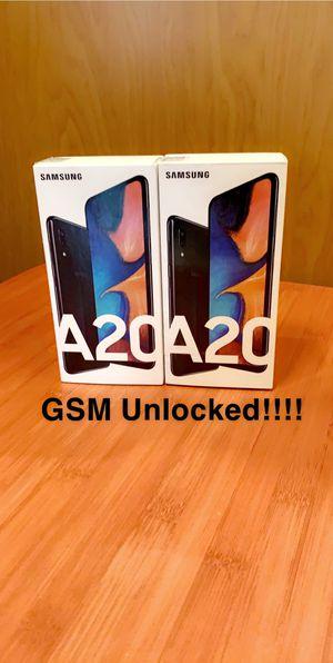 (Factory UnIocked) Samsung Galaxy A20 for Sale in Arlington, TX