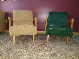 Mid Century Modern Rocking Chairs by Paoli Chair Co. for Sale in Normal, IL