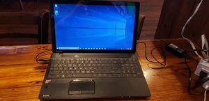 Toshiba Touchscreen Quad-core Laptop 6 gigs and a 750 Harddrive Windows 10,Microsoft Office for Sale in Orlando, FL