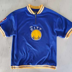 Hardwood Classics Jersey Sanfrancisco Golden State Warriors The City Warm Up for Sale in Clovis, CA