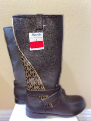 BRAND NEW MICHAEL KORS KIDS GIRLS BOOTS for Sale in Walnut, CA