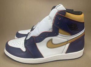 "Jordan 1 retro ""court purple LA"" for Sale in McAllen, TX"