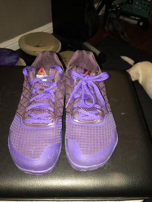 CrossFit shoes Reebok shoes size 8 1/2 woman 7 men for Sale in San Jose, CA