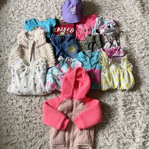 Girls 2t Clothing Bundle for Sale in Schererville, IN