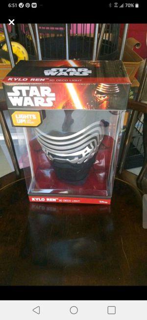 BRAND NEW STAR WARS MASK! for Sale in Delray Beach, FL