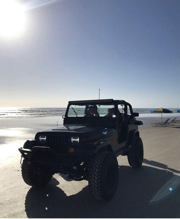 New Acura Dealership In Delray Beach Fl 33483: 1990 Jeep Wrangler For Sale In Delray Beach, FL