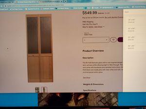 "New LTL Glass Bi-Fold Door (32"" x 80"") $250 originally $650 for Sale in San Diego, CA"